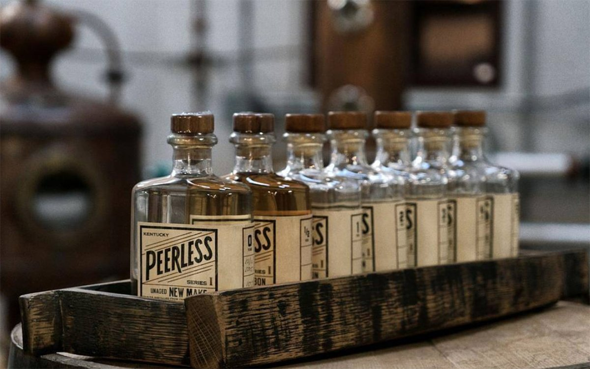 A New 'Bourbon Without Borders' Law Lets You Ship Bottles Home From Kentucky
