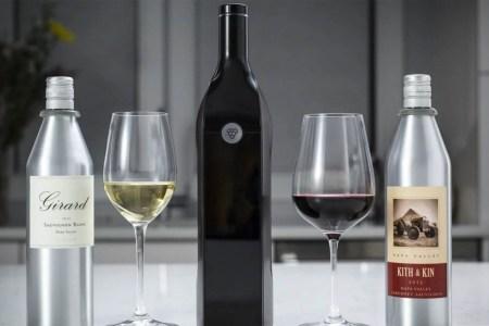 """Smart"" Wine Bottle Is Basically a Keurig Gone Sommelier"