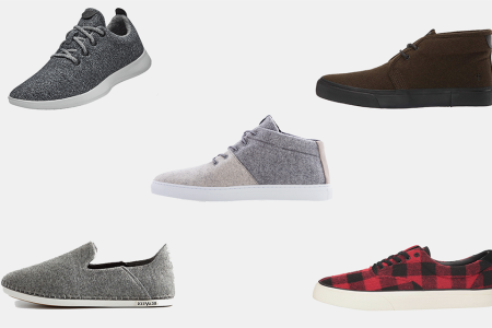 10 Wool Sneakers to Keep Your Dogs Warm All Winter