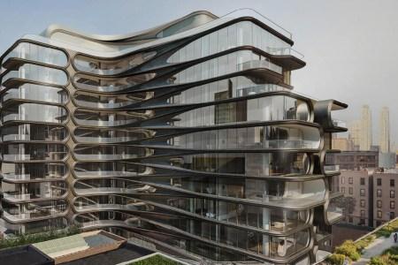 Wanna Buy an Apartment in Zaha Hadid's New NY Residence?