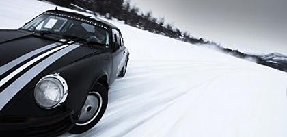 Below Zero Ice Driving