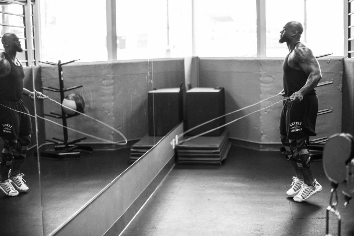 Corey Calliet Lexus Performance Upgrade: Fitness