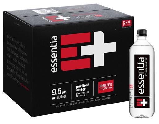 Essentia Ionized Alkaline Water Lexus Performance Upgrade: Fitness