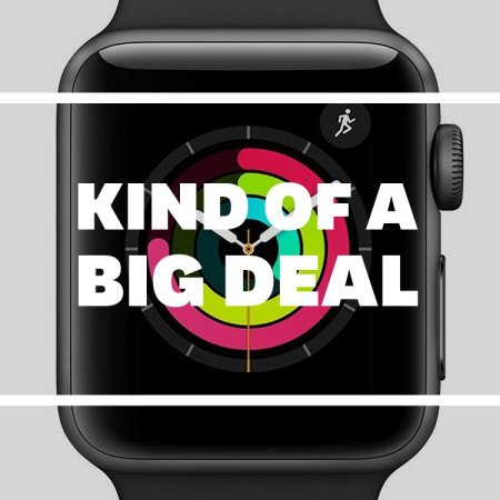 The Series 3 is tied for its lowest price ever (Amazon)