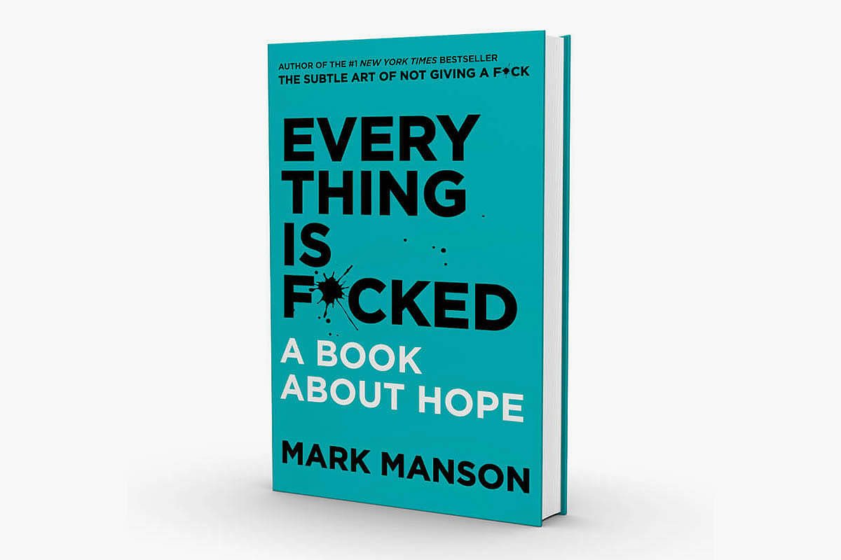 Everything is F-cked by Mark Manson