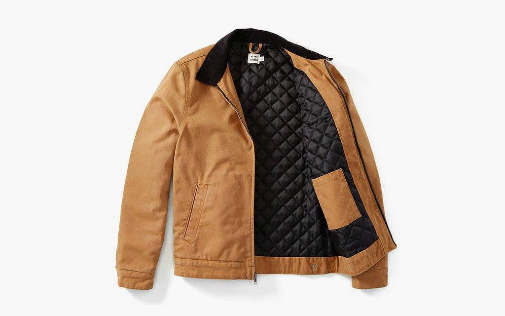 Flint & Tinder Mill Jacket