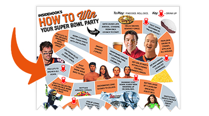 Super Bowl Board Game