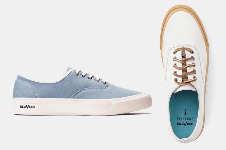 SeaVees Has Your 'Formal' Summer Sneaks as Low as $45 a Pop
