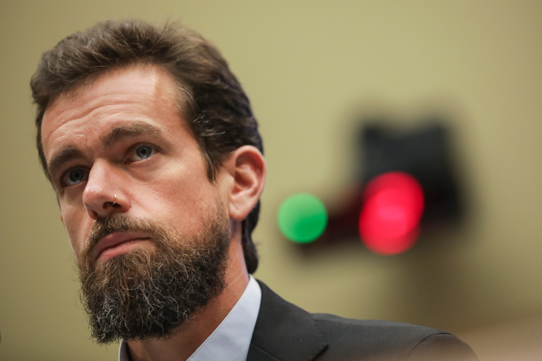 "Twitter CEO Jack Dorsey ""title ="" Twitter CEO Jack Dorsey ""/>   <div class="