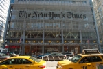 The New York Times Headquarters
