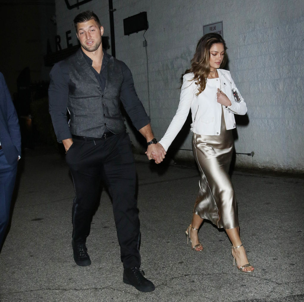 Tim Tebow And Miss Universe Cant Pick What Continent To Get Married