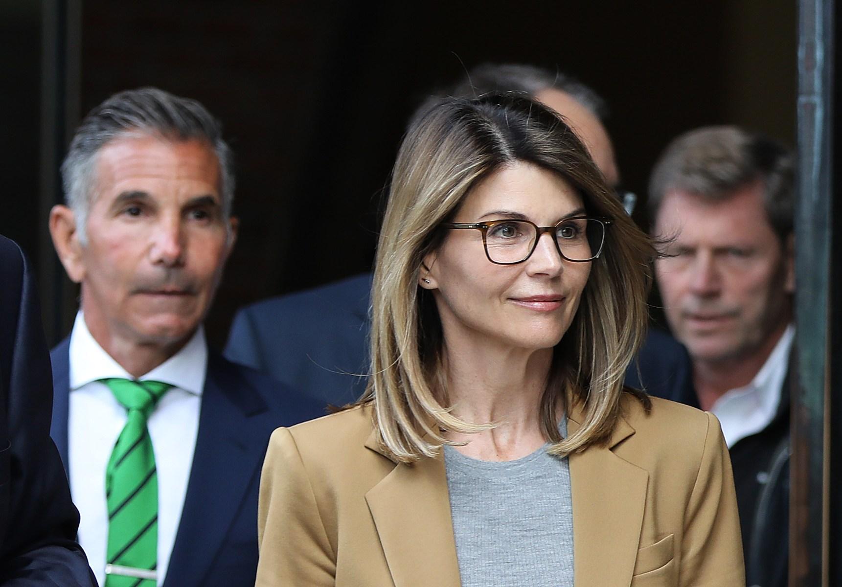 Lori Loughlin accused of money laundering
