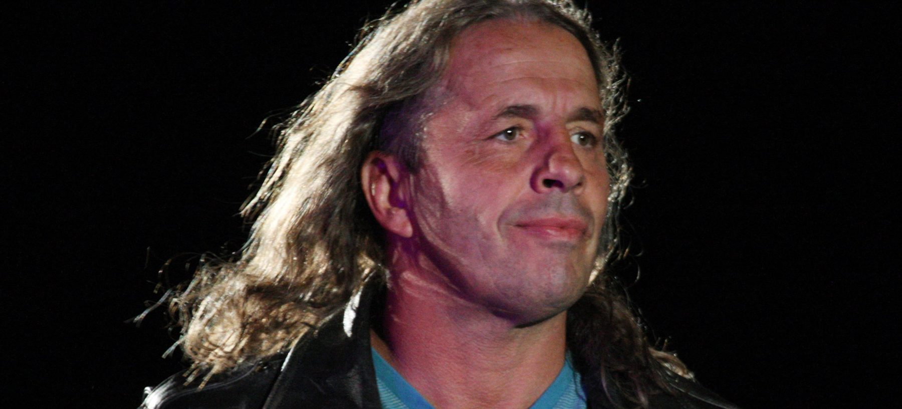 "Bret ""The Hitman"" Hart during 2011 WWE Smackdown Live Tour in Durban, South Africa.  (Photo by Steve Haag/Gallo Images/Getty Images)"