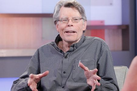 Stephen King is more prolific than ever. (Getty Images)