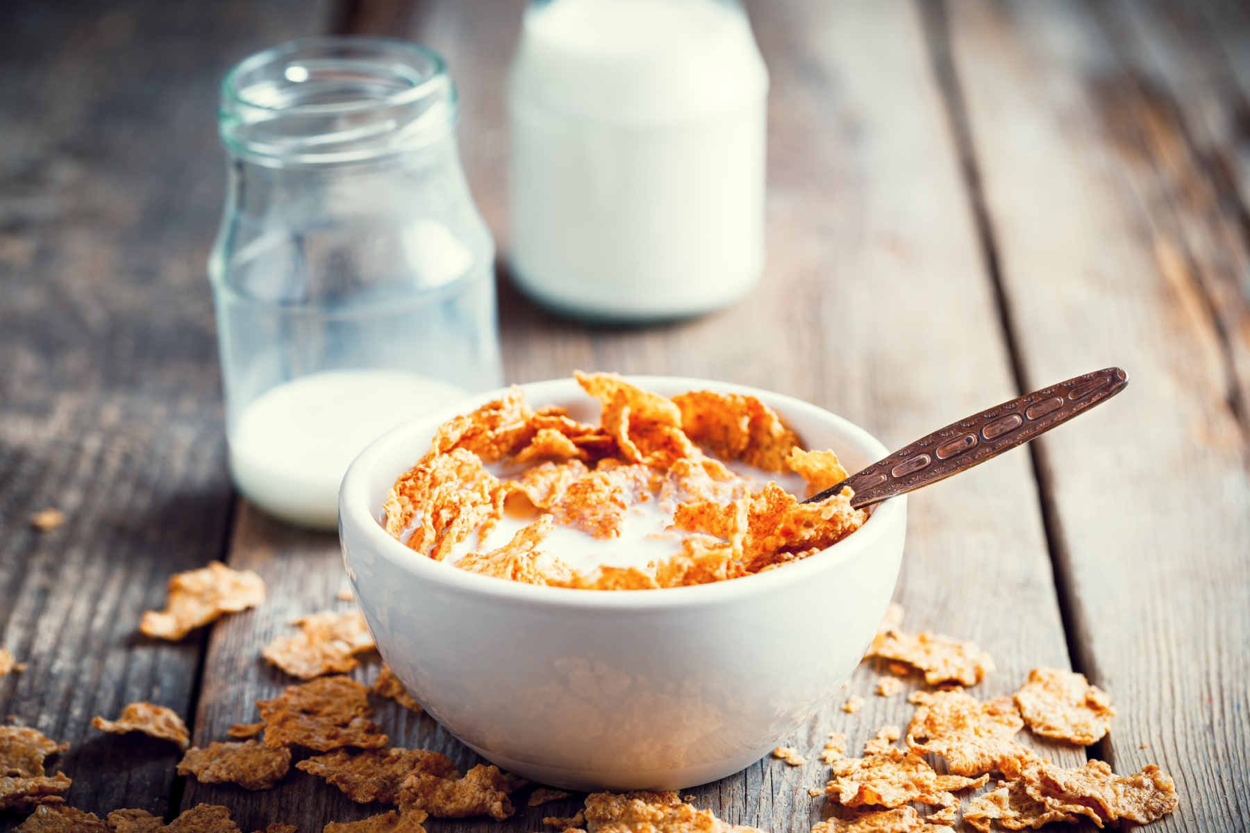 A newfangled cereal comes from a perennial grain. (Getty)