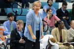UNC head coach Sylvia Hatchell. (Andy Mead/YCJ/Icon Sportswire via Getty Images)