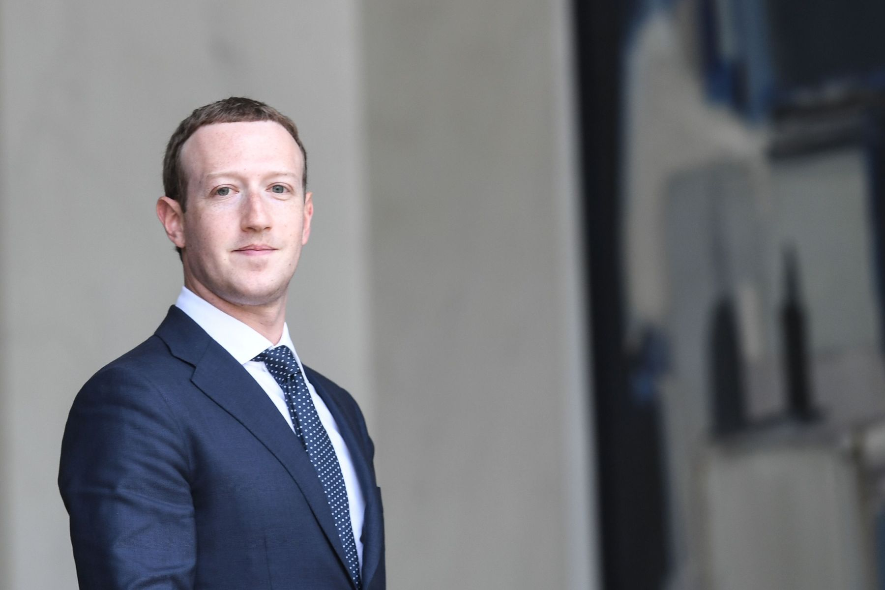 Mark Zuckerberg's personal security cost more than doubled. (Getty Images)