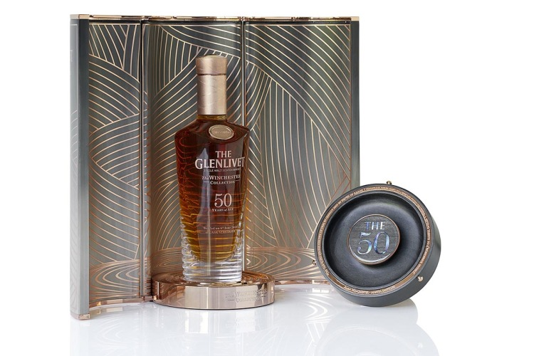 The Glenlivet 50