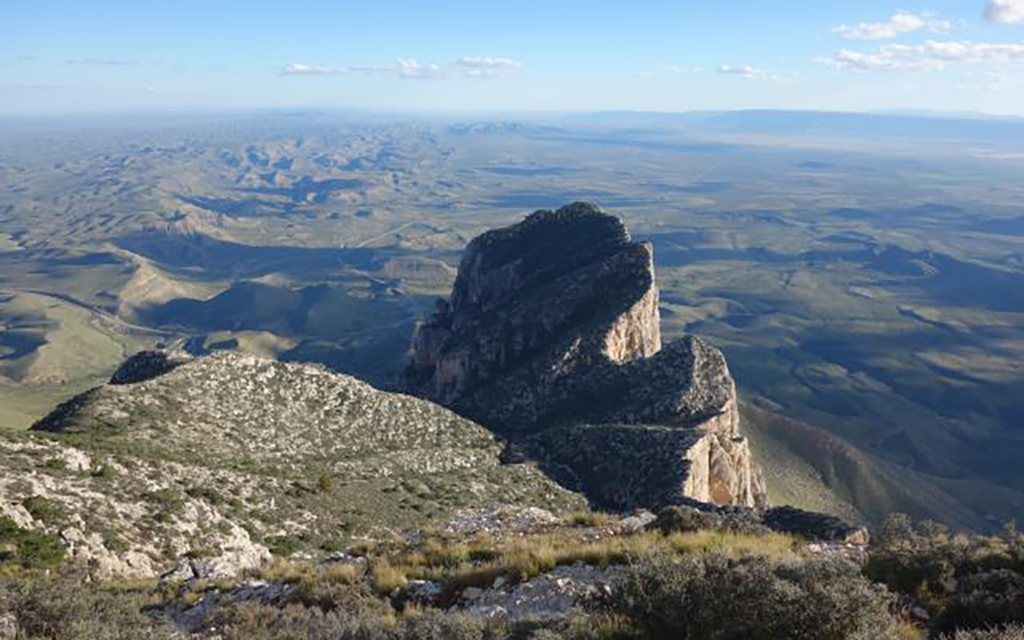 Gaudalupe Mountains National Park