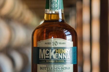 Henry McKenna Single Barrel Bourbon