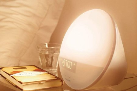 Philips Wake Up Alarm Clock