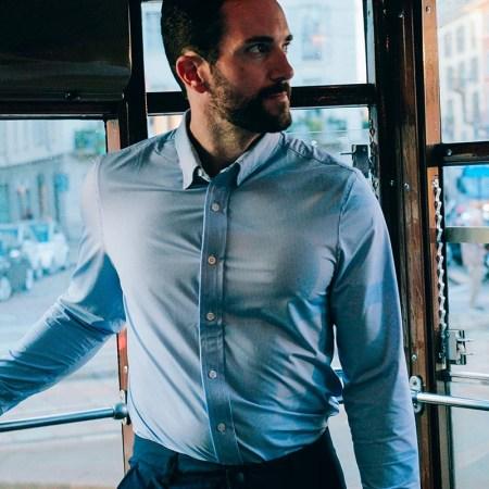 Rhone Commuter Dress Shirt