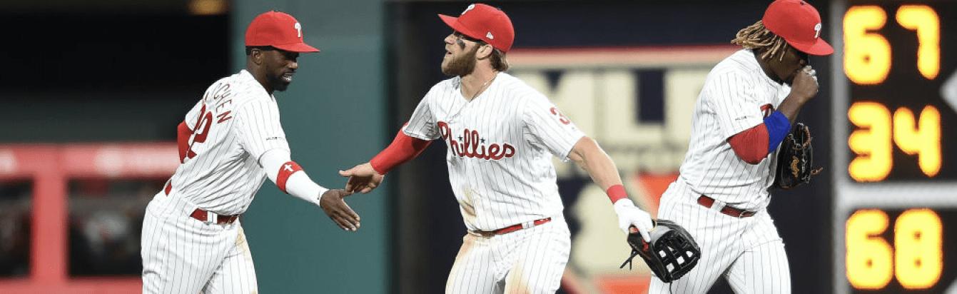 1309619b0 Bryce Harper s Phillies Off to Hot Start  Ultimate MLB Power ...