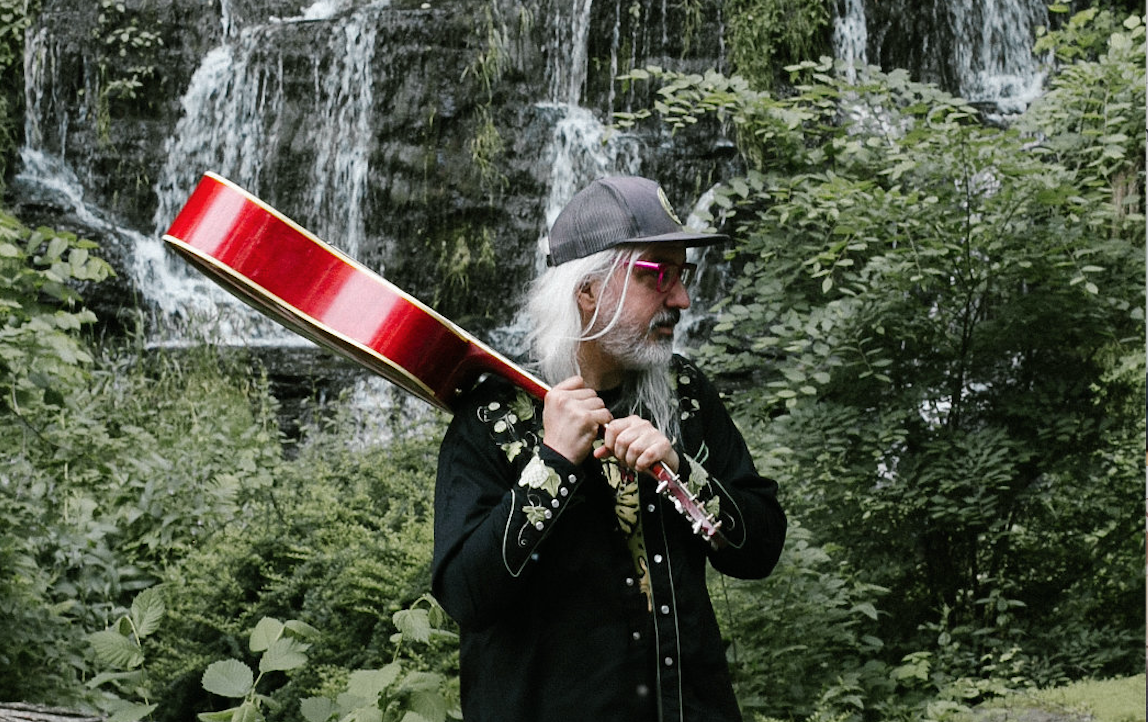 J Mascis covers Tom Petty just in time for spring.