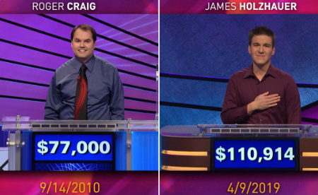 """A promo photo released on Twitter by """"Jeopardy."""" (Jeopardy/ABC)"""