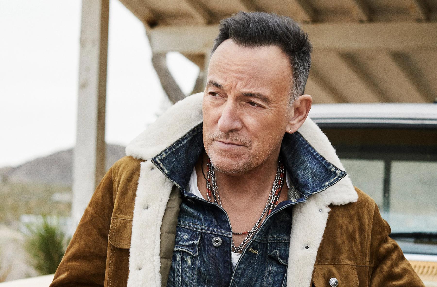 Bruce Springsteen Hello Sunshine