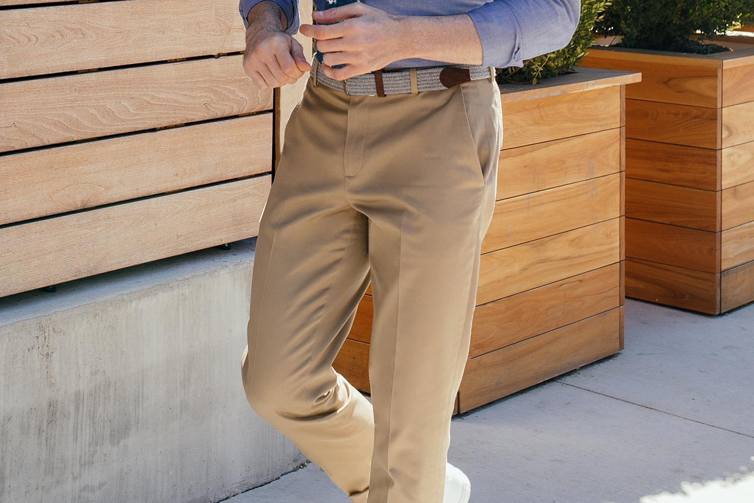 Chinos from The Tie Bar