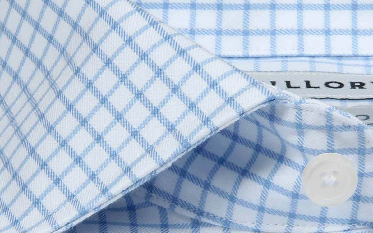 Dress shirt options, comfy and affordable. )Twillory)