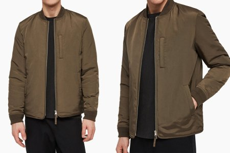 You Need a Spring Bomber, So Take $110 Off This AllSaints Classic