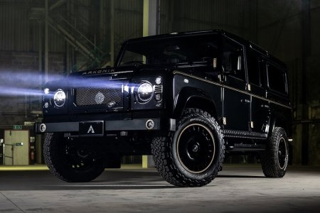 The Best Thing About Arkonik's 10th Anniversary Defender? It's for Sale.