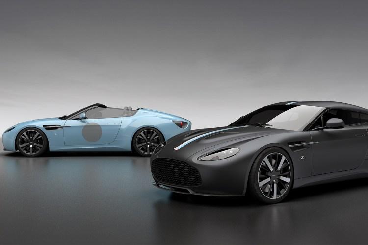 The Aston Martin Vantage V12 Zagato is coming back for the coachbuilder's 100th anniversary.
