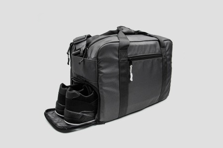 A Better Gym Bag Than the Other Guy