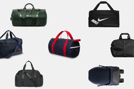 The Perfect Gym Bag for Every Type of Gym-Goer