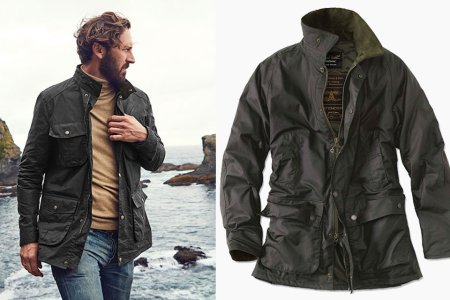 Take Up to $260 Off Barbour Jackets That'll Last a Lifetime