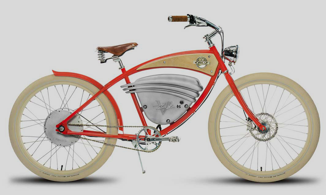 This Is the Bike You Dreamed About