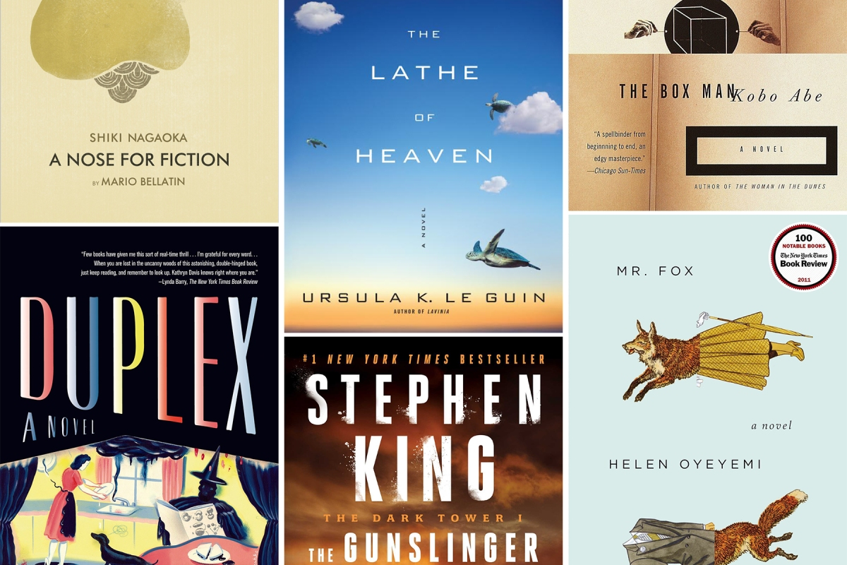 Of course Stephen King, Ursua K. Le Guin and Virginia Woolf could make their crazy ideas work