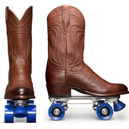 ROLANDO ROLLER SKATE COWBOY BOOT