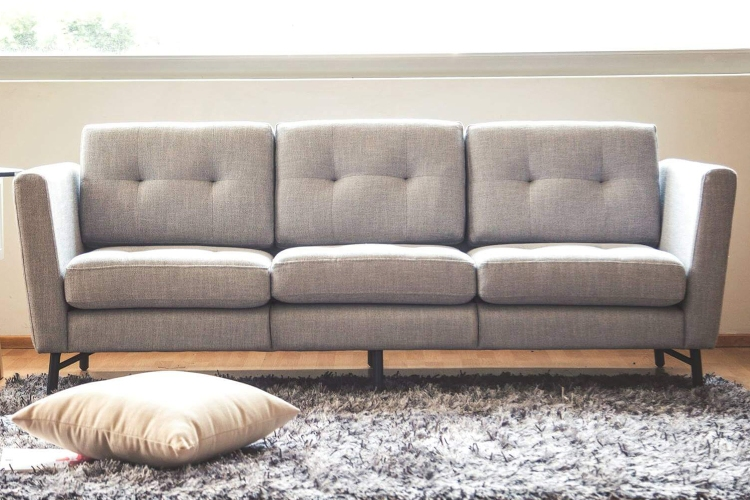 Burrow's original direct-to-consumer, modular, spill-proof couches are on sale.