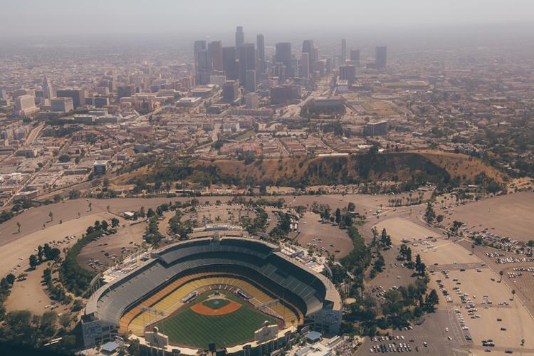 The 16 Best Bars Near Dodger Stadium, Mapped