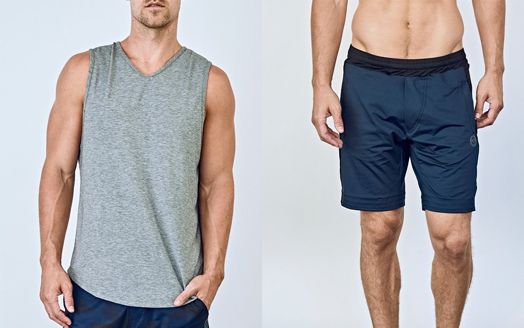4305675559 The Skinny: Eysom is one of the more fashion-forward athleisure brands out  there, with a line of premium, if somewhat pricey, tank tops and training  shorts.