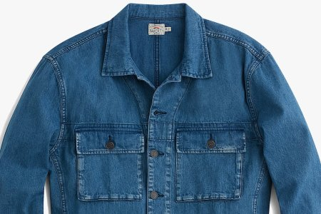 Take $134 Off This Hemp-Blend Jacket and Ditch the Denim