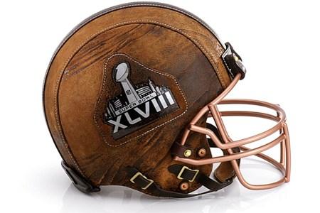 Bloomingdales x Super Bowl XLVIII Designer Helmets