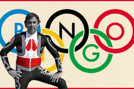 Olympics Bingo