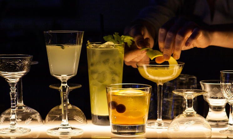 Cocktail Program
