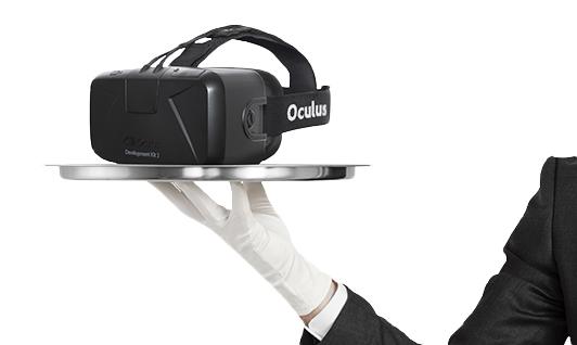 Oculus Nosh