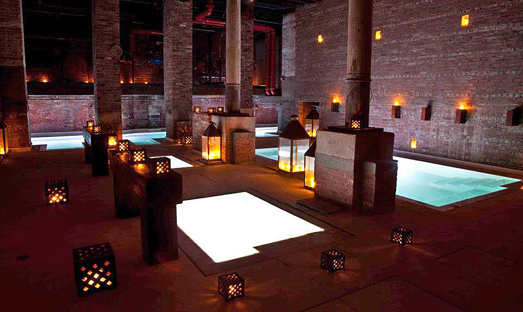 Where to Take Her - NYC - Best Spas